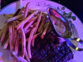 Widely referred to as the national dish of France, Steak Frites is served from 5pm until 1am, with a bottomless supply of frites! YUM!