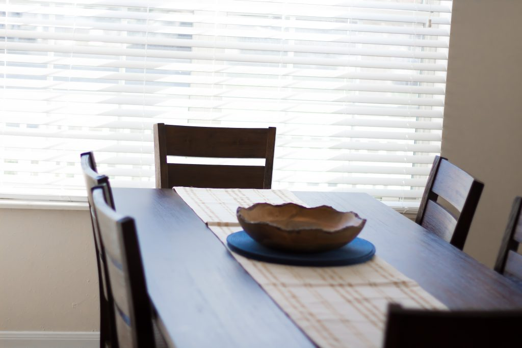 Home Tour: Dining Room + Living Room