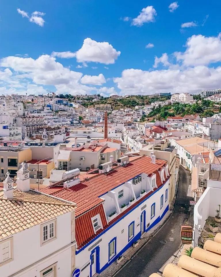 portugal travel guide - albufeira
