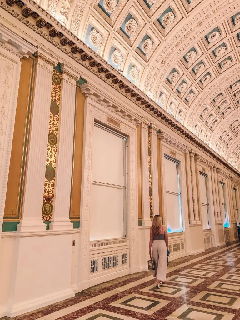library of congress, dc