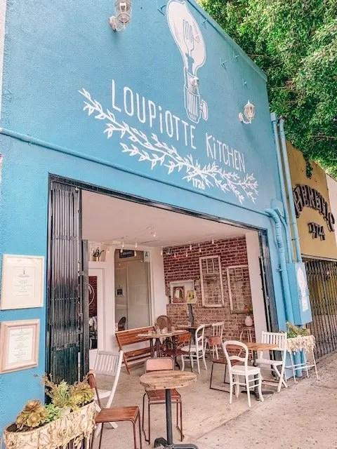 loupiotte kitchen - los feliz