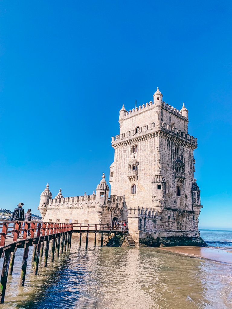 portugal travel guide - belem tower