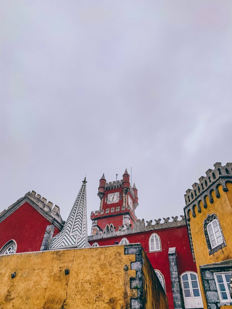 portugal travel guide - pena palace