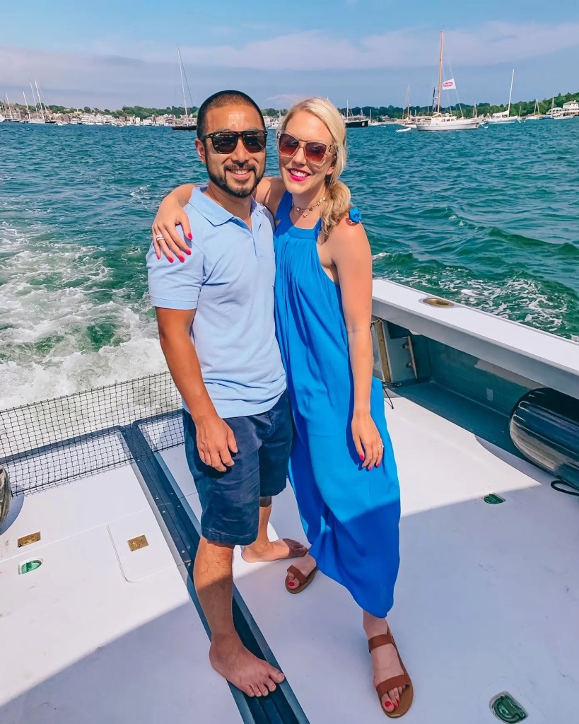 Perfect Weekend in Rhode Island - Harbor Tour
