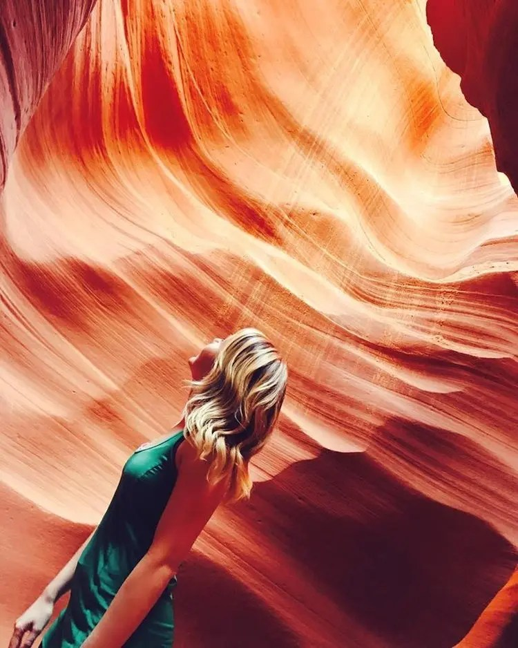 best in travel - antelope canyon
