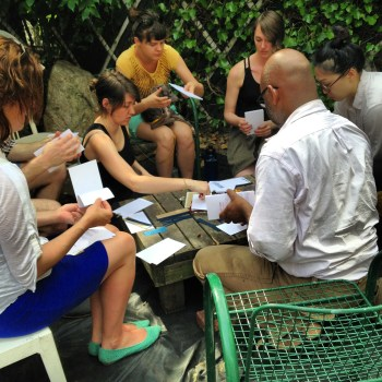 Bushwick Art Book & Zine Fair Small Editions Workshop02