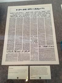 Martha Wilson - Dermisache, M., & Schraenen, G. (1975). Diario No. 1: Año 1. Antwerpen, Belgique: Guy Schraenen.