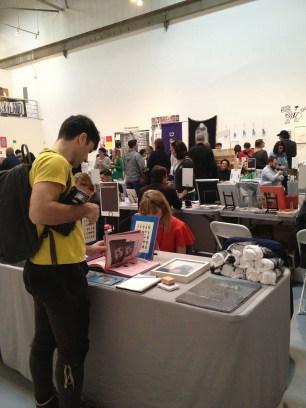 Blonde Art Books Kitch Encyclopedia LA Art Book Fair 2014 04