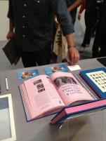Blonde Art Books Kitch Encyclopedia LA Art Book Fair 2014 11