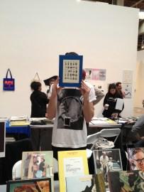 Blonde Art Books Kitch Encyclopedia LA Art Book Fair 2014 14