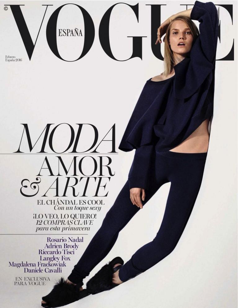 Portada Vogue portugal - danielastyling - blog de moda - blog colombiano - portadas de moda - fashion editorials 21