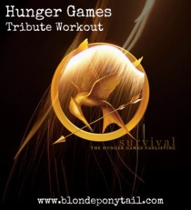 Hunger Games Workout: Get Ready Tributes