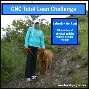 GNC Total Lean Challenge: Saturday Workout & Healthy Snacks