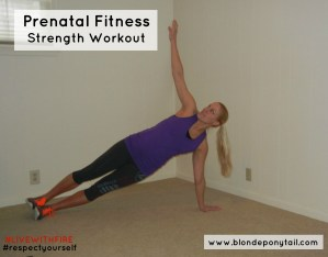 Prenatal Strength Workout