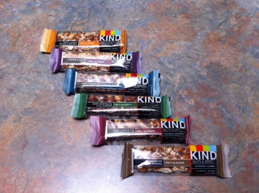 Kind Snack Bars new flavors