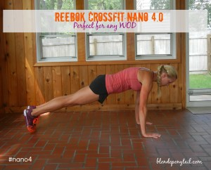 Official Shoe of Fitness: Reebok Nano 4.0 Review