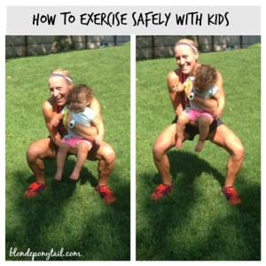 9 Tips to Exercise Safely with Kids