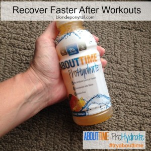 Recover Faster After Workouts