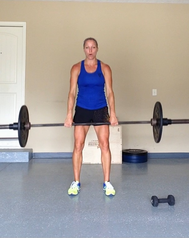 CrossFit Mom second trimester