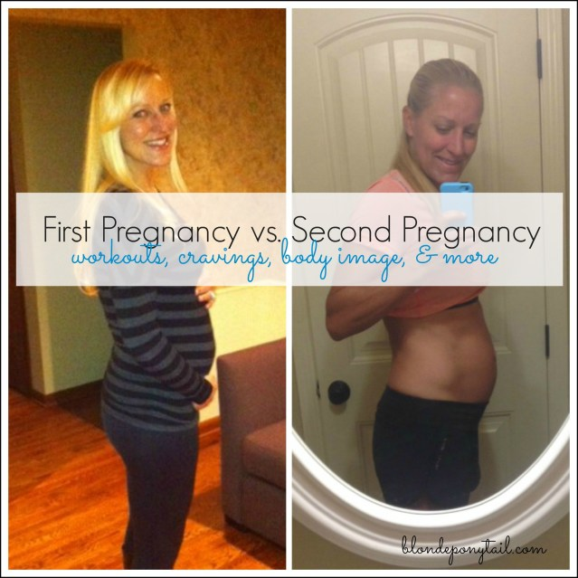 first pregnancy vs second pregnancy pinterest