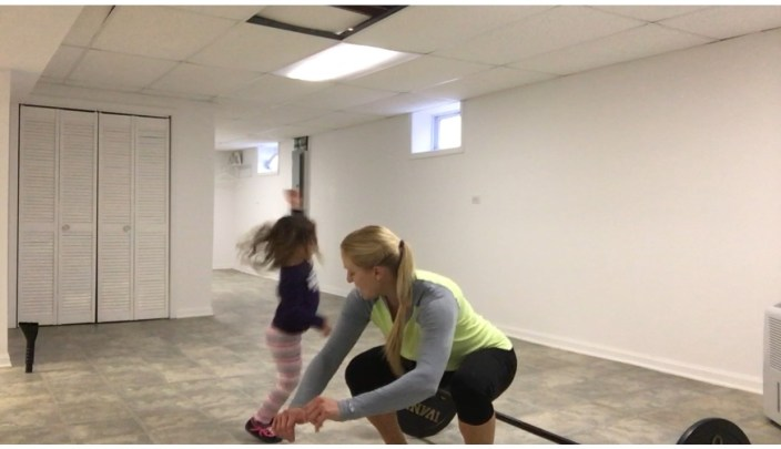 Fitness & Parenting: The Balancing Act