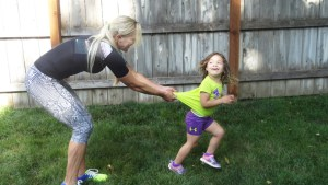 How I Work Out with My Preschooler