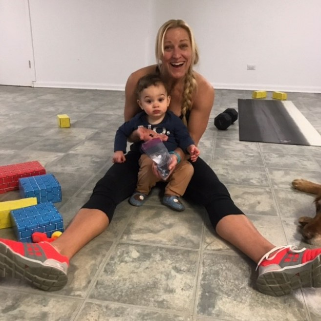 Most days, I have to shorten the duration of a workout because I'm a mom of  two, young kids. There simply isn't time in the day to spend an hour or  more ...