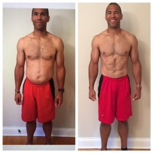 My Husband's 30 Day Transformation Using Isagenix