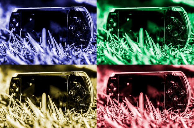 Colorized PSP