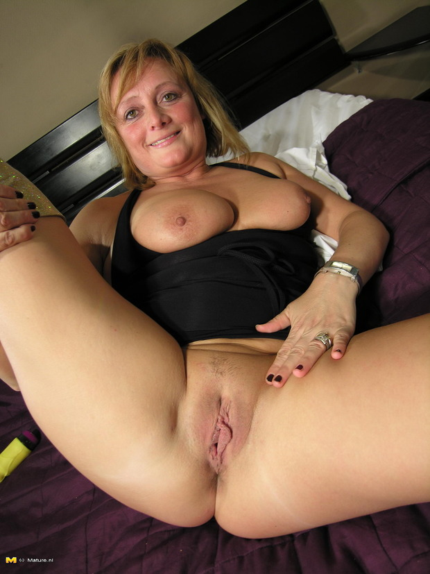 Mature Small Tits Hairy Pussy