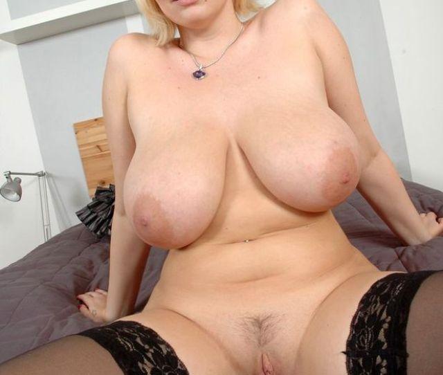 Big Blonde Hairy Pussy