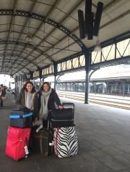 Safely arrived in Nijmegen Centraal