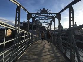 Mozartsteg Bridge