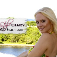 Blondi Style Diary: Three Things Every Swimwear Coverup Must Have