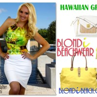 {BLONDi Style} Hawaiian Green Dream Weekend