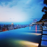 {Blondi Beach City Spot} Travel To The Top 5 Most Amazing Resort Pools in the World