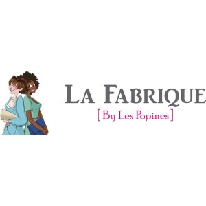 Logo by Les Popines