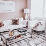 My Apartment Living Room Decor Reveal 2017