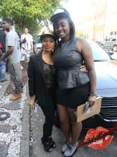 The hardworking Tiara LaRae & a Hustle Gang hostess