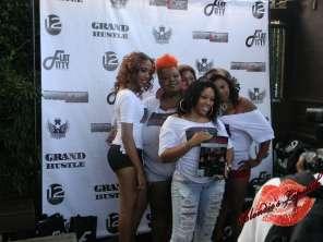 The ladies of Gulf Coast Cartel