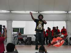 @MeezyDaIndastry hit the stage