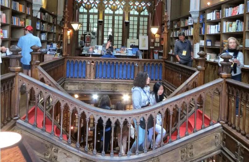 Bookstore Porto