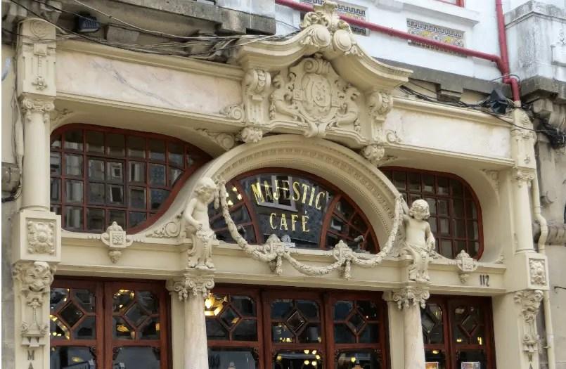 Majestic Cafe Literary Porto