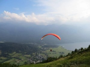 Paragliding and Anxiety: Why You Need to Face Your Fears