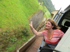 Stuck Travel Blogger