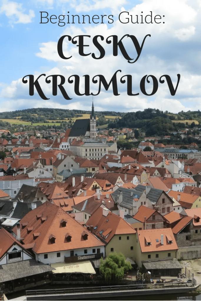 Beginners Guide Cesky Krumlov