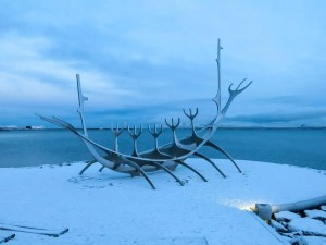 In Review: Winter in Iceland