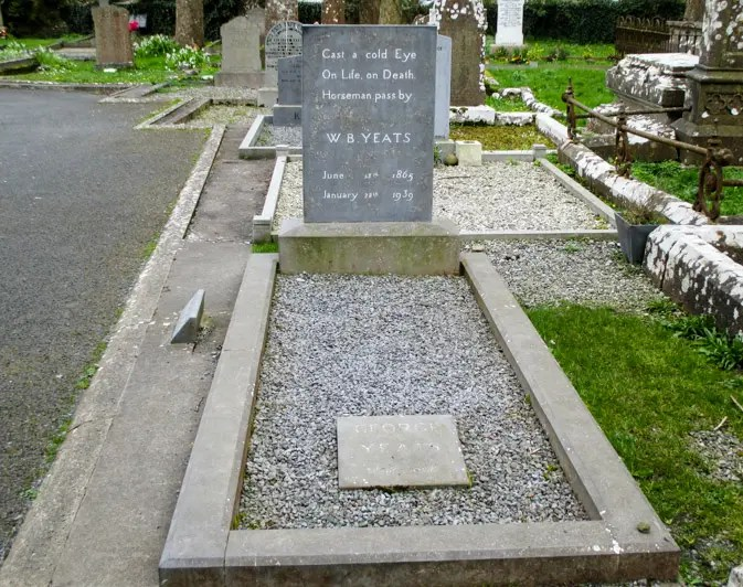 visiting yeats in drumcliff