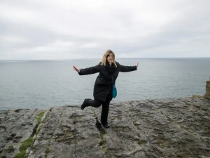 That Time I Fell Off a Bike in the Aran Islands