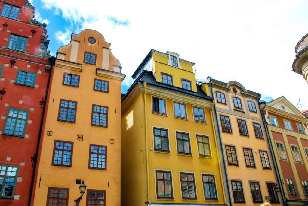 experiences to have in stockholm